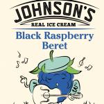 Black Raspberry Beret