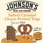 Salted Caramel Choco Pretzel Trap