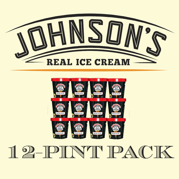 12-Pack Ice Cream