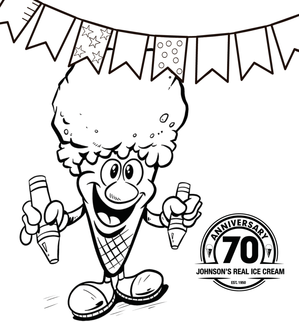 Click on SCOOPS to DOWNLOAD the coloring sheet.